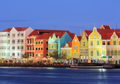 curacao buildings
